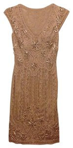 Sue Wong Beaded Rehearsal Dinner Dress