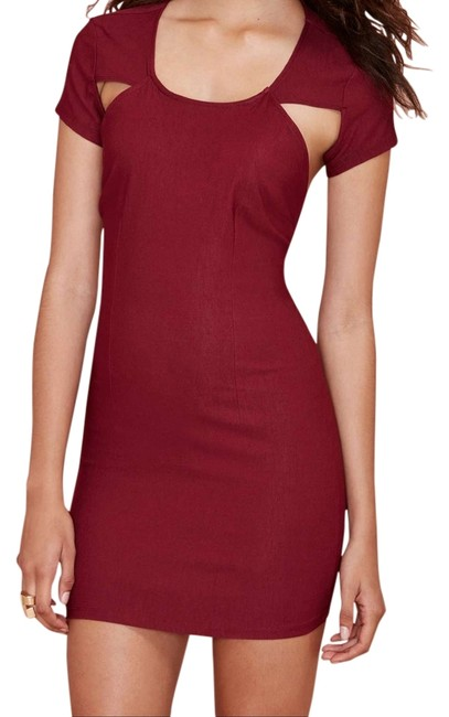 Nasty Gal Cutout Dress