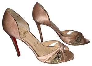 Christian Louboutin blush Formal