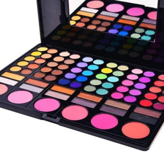 Shany Shany Professional 78 Color Eyeshadow Makeup Kit Palette New