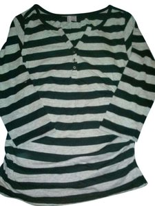 Oh! Momma Striped Maternity Top
