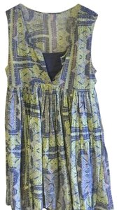 Free People short dress Print Size Xs on Tradesy
