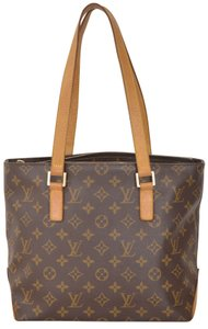 Louis Vuitton Tote Handbag Cabas Piano Shoulder Bag