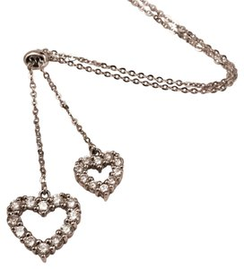 Bailey Banks Biddle Bailey Banks Biddle Diamond Heart Necklace