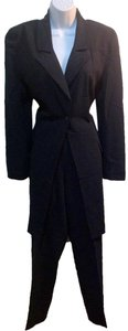 Hugo Buscati long suit jacket formal pantsuit