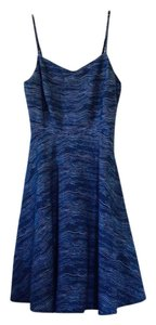 Old Navy short dress Beautiful blues on Tradesy
