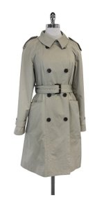 Marc by Marc Jacobs Reed Khaki Trench Trench Coat