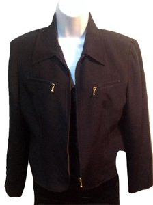 Allison Taylor black Blazer