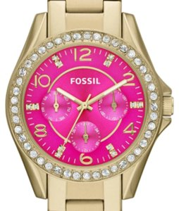 Fossil Fossil gold watch