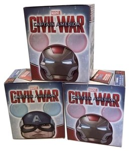 Disney New. Never Opened 3Inch Disney Vinylmation - Civil War