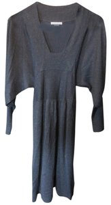 C3 Cashmere Sparkle Fancy Tie Dress