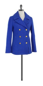 J.Crew Blue Wool Pea Coat
