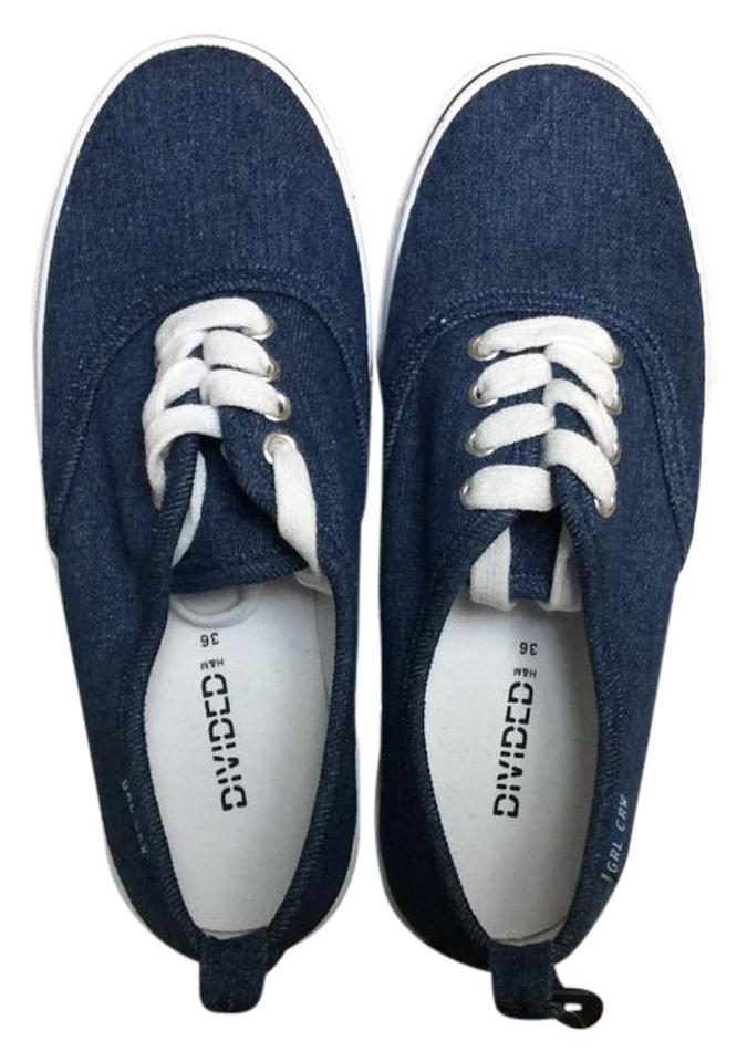 Online-Shop viele modisch Original Dark Denim Wash Sneakers