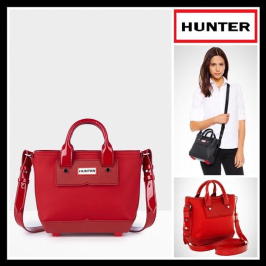 Hunter Tote in Red Image 4