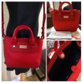 Hunter Tote in Red Image 5