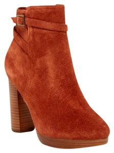Joie Rust Boots