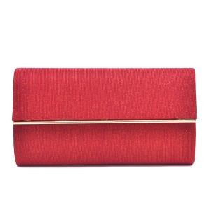 Other Classy The Treasured Hippie Vintage Party Wear Red Clutch
