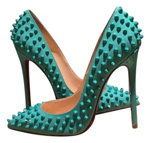 Christian Louboutin Aquamar Pumps