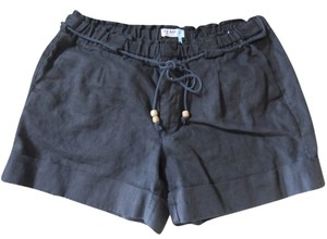 Old Navy Elastic Drawstring Cuffed Shorts Black