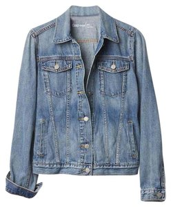 Gap Medium Wash Womens Jean Jacket
