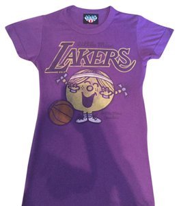 Junk Food T Shirt Purple