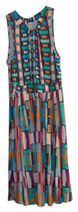 Tracy Reese short dress Multi colored. Comfortable Youthful Colorful Easy To Wear on Tradesy