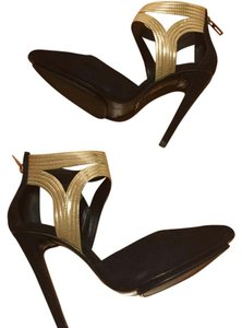 SCHUTZ black and gold Formal