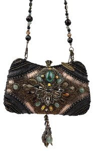 Mary Frances Beaded Handbag Evening Madgeshatbox Vintage Baguette