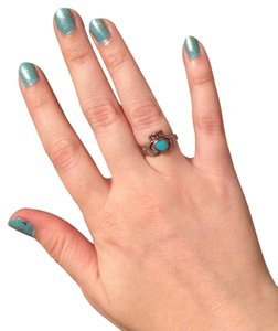 Irish turquoise ring