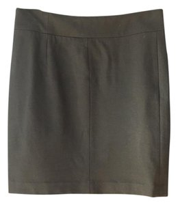 Vince Mini Skirt Black