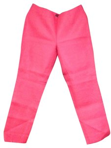 Banana Republic Capris Pink