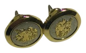 Other Leo Zodiac Earrings ~ Gold Plated & Stainless Steel ~ New ~