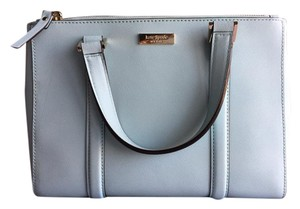 Kate Spade Ny Handbags Blue Satchel in Light Blue