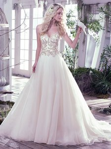 Maggie Sottero Lorenza Wedding Dress