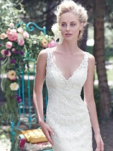 Maggie Sottero Geddes Wedding Dress