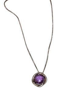 David Yurman Infinity medium pendant necklace
