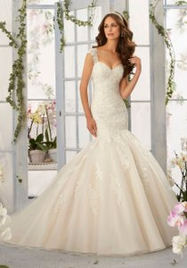 Mori Lee 5407 Wedding Dress