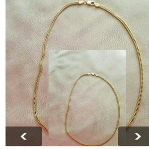 14kt Yellow Gold Heavy Chain