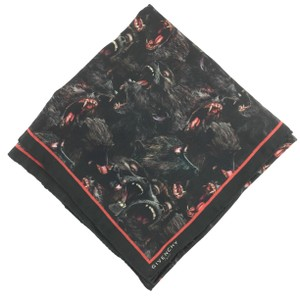 Givenchy #9744 large Square Scarf