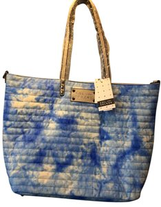 Sol and Selene Workout Tote in Sky Blue