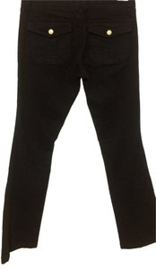 Sanctuary Clothing Runway Denim Flare Leg Jeans-Dark Rinse