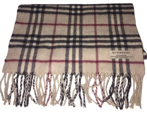 Burberry Classic quilted cashmere scarf