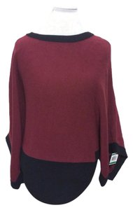 Alfani Poncho Scoup Neck Sweater