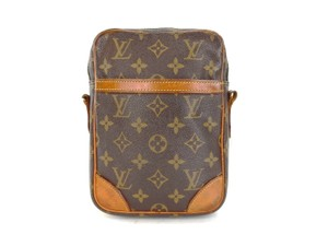 Louis Vuitton Monogram Amazon Brown Clutch