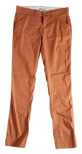 Toad&Co Toad And Co Toad & Co Rei Stretchy Straight Pants Orange
