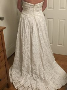 Galina Strapless Lace Ballgown Style No. Wg3512 Wedding Dress