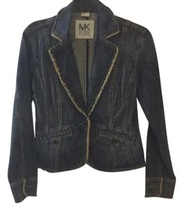 Michael Kors denim Womens Jean Jacket