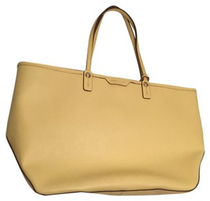 Henri Bendel Tote in yellow
