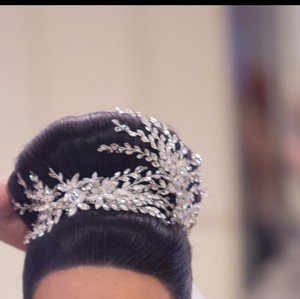 Swarovski Head Piece