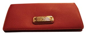 Marc by Marc Jacobs New Slim Continental Wallet by Marc Jacobs NWT Peony color